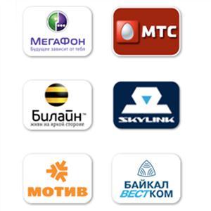 Операторы сотовой связи Рутула